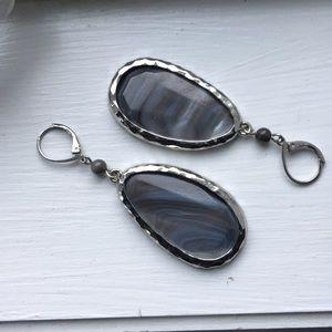 Jewelry - Gray earrings